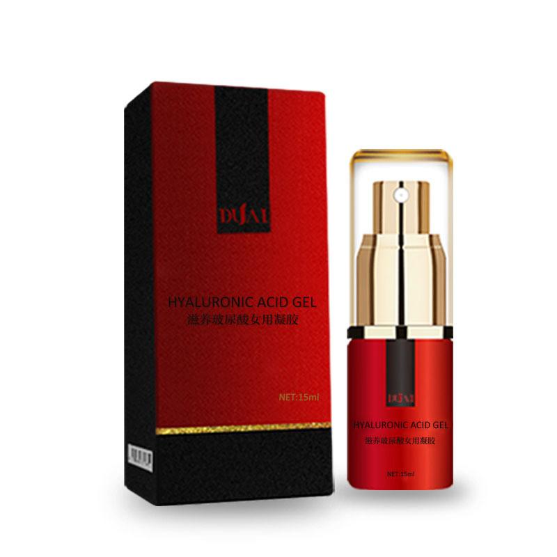 Hyaluponic acid gel - возбуждающий гель для женщин (15 мл).
