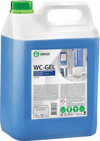 Средство для чистки сантехники WC-Gel, фото 2