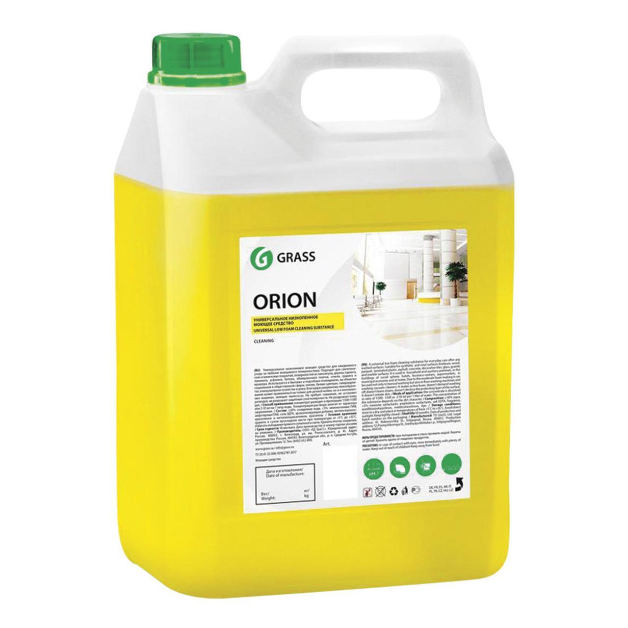 Универсальное низкопенное моющее средство Orion