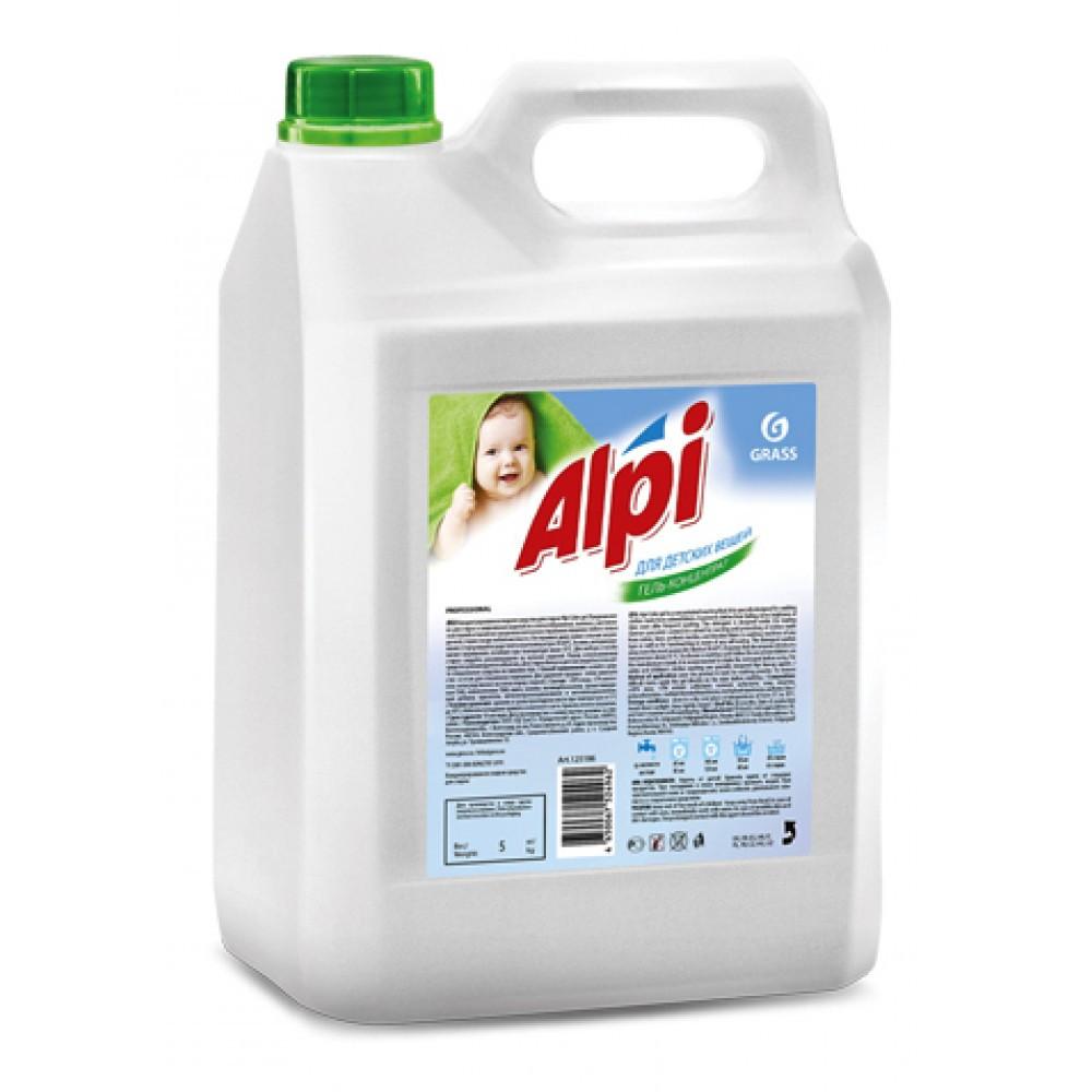 Концентрированное жидкое средство для стирки  ALPI sensetive gel