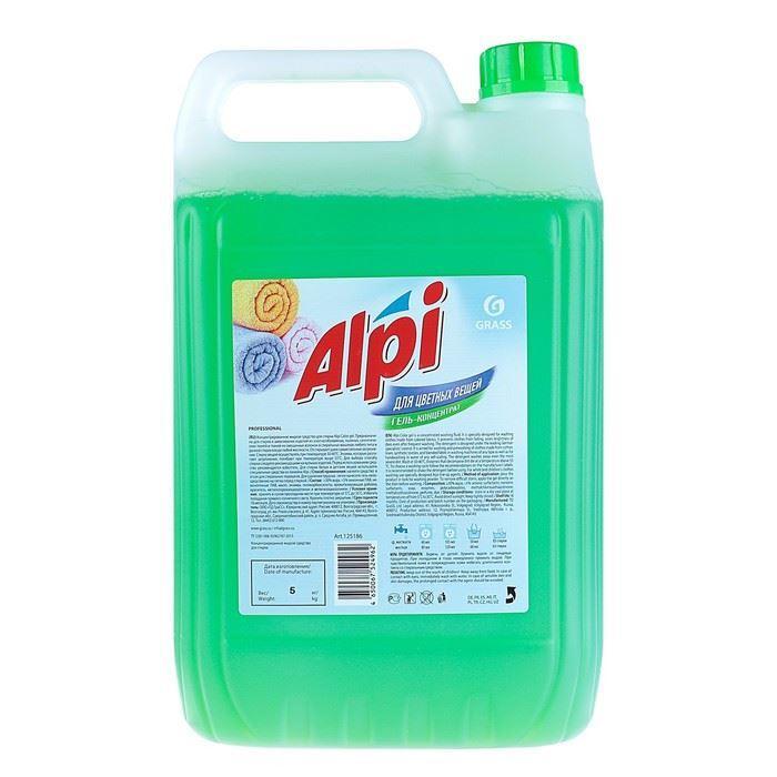 Гель-концентрат для цветных вещей ALPI