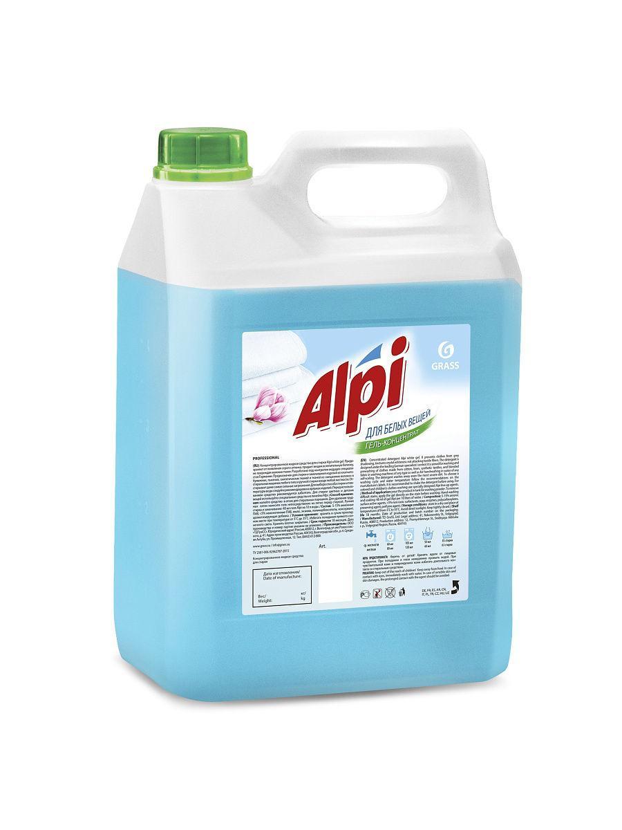 Гель-концентрат для белых вещей ALPI