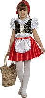Пошив карнавальных костюмов. Красная шапочка