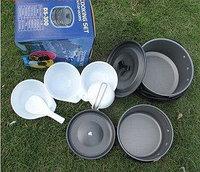 Набор туристической посуды  anodizing . Алматы, фото 1