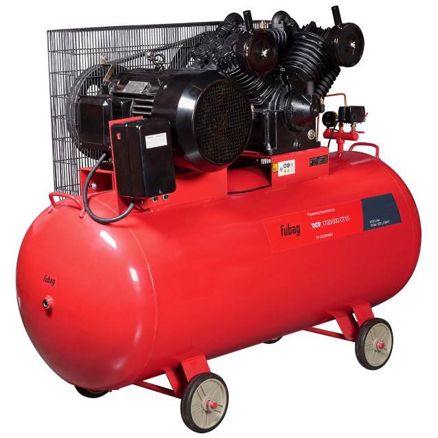 Компрессор ременной двухступенчатый DCF-1700/500 CT15 1700 л/мин 500 л 10 бар