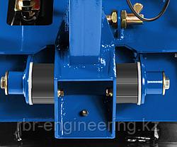 Виброплита бензиновая [вибротрамбовка, ЗУБР Профессионал] 25 кН, фото 3