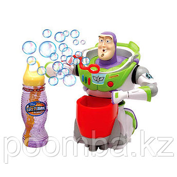 Бабл-машина с символикой Toy story. Мыльные пузыри.
