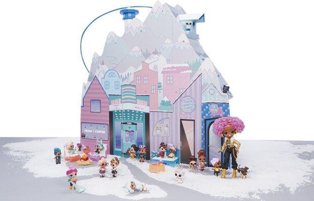 Купить LOL Surprise - Роскошный кукольный Дом - Шале ...
