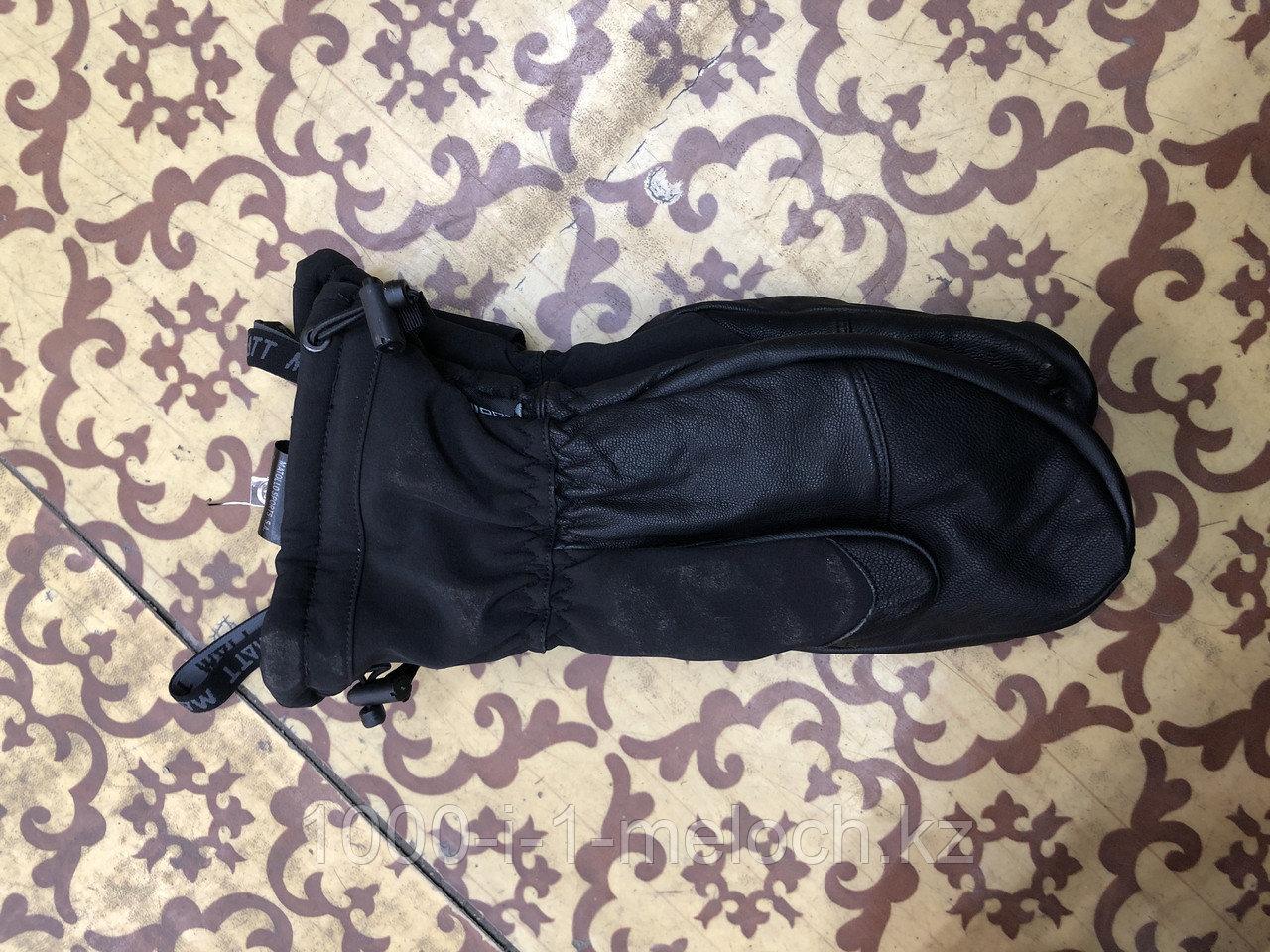 Перчатки тёплые фирменные МАТТ - фото 1