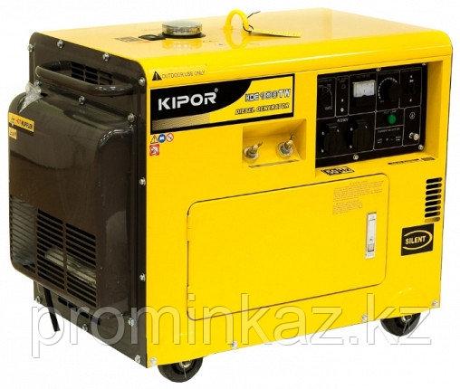 Сварочный генератор дизельный 180А, 3кВт, KDE180TW KIPOR