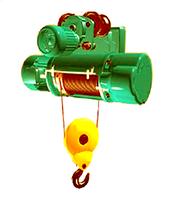 Таль электрическая (тельфер) г/п 5т Нп=6-12м