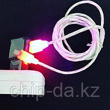 Кабель micro usb с подсветкой