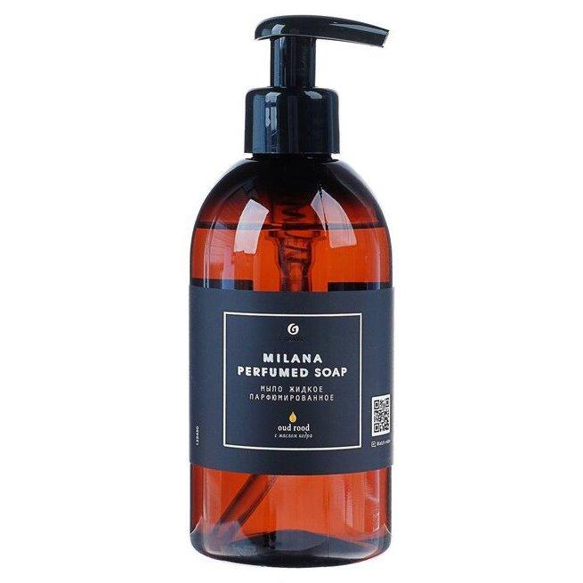 Парфюмированное жидкое мыло  Milana Oud Rood