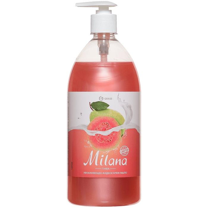 Жидкое крем-мыло Milana  гуава