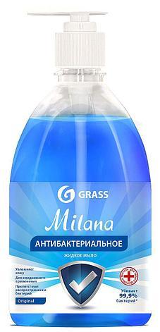 Жидкое мыло антибактериальное Milana Original , фото 2