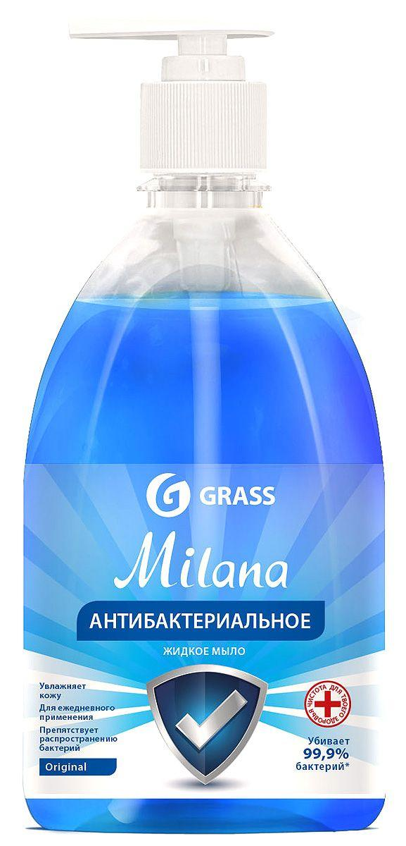 Жидкое мыло антибактериальное Milana Original