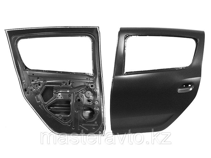 Дверь задняя левая для Renault Sandero,Sandero Stepway II 2014> NEW