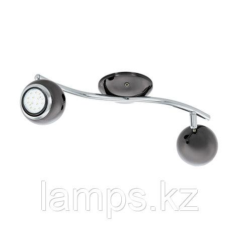 Светильник настенно-потолочный/GU10-LED-2x2.5W/ 'BIMEDA' , фото 2