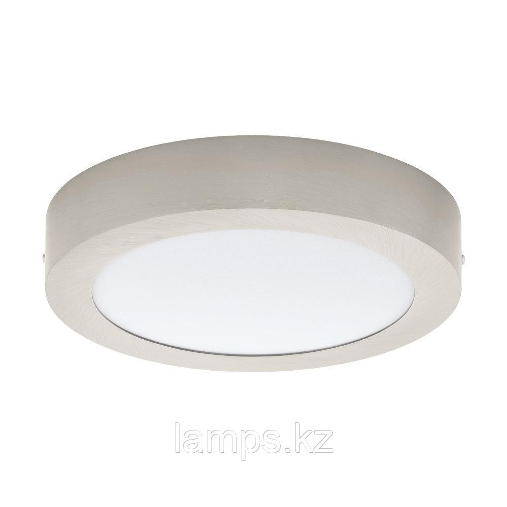 Светильник накладной FUEVA 1, металл, пластик