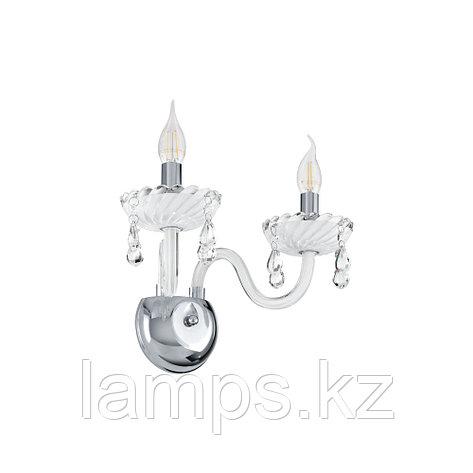 Настенный светильник CARPENTO  E14  2*40W , фото 2
