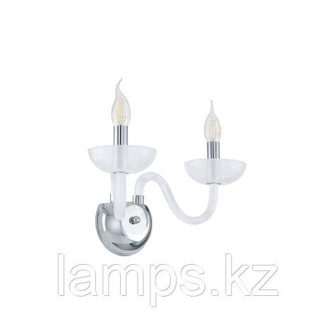 Настенный светильник FALCADO 1 Е14 2*40W , фото 2