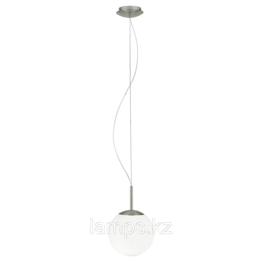 Светильник подвесной PIEDALE, сталь, стекло