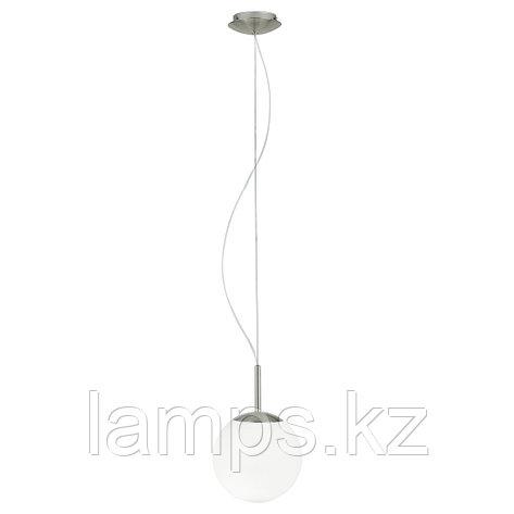 Светильник подвесной PIEDALE, сталь, стекло , фото 2