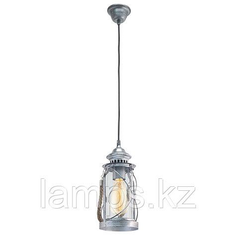 Светильник подвесной Е27 1*60W VINTAGE, фото 2