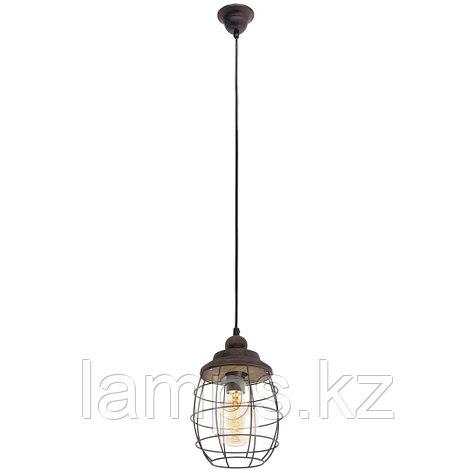 Светильник подвесной BAMPTON E27  1*60W , фото 2