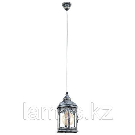 Светильник подвесной  Redford 1 HL  1 E27  1*60W  silber-antik , фото 2