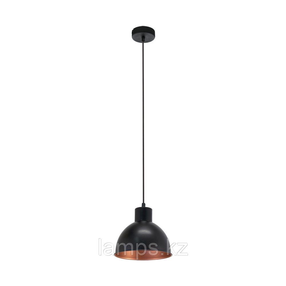 Светильник подвесной TRURO 1  E27  1*60W