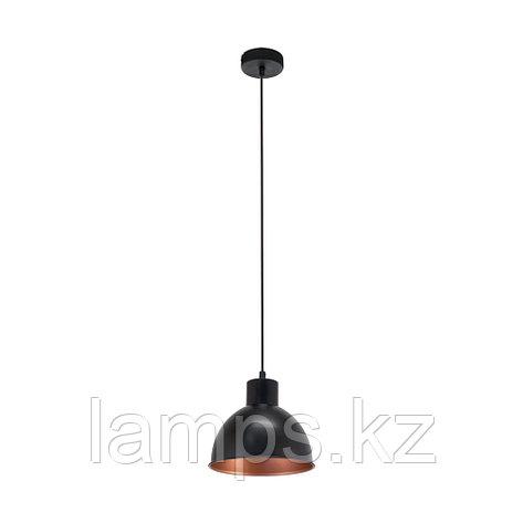 Светильник подвесной TRURO 1  E27  1*60W, фото 2