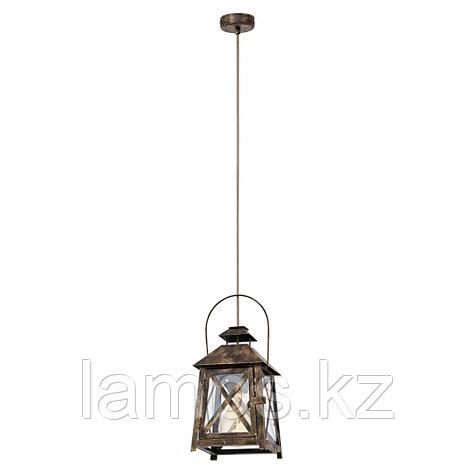 Светильник подвесной REDFORD Е27 1*60W, фото 2