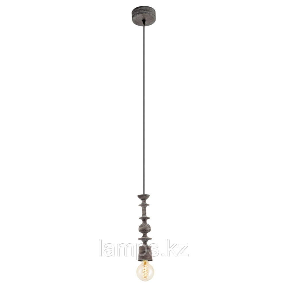 Светильник подвесной AVOLTRI  E27 1*60W