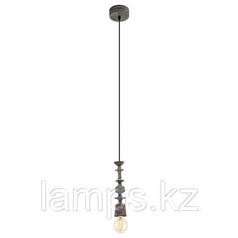 Светильник подвесной AVOLTRI  E27 1*60W , фото 2