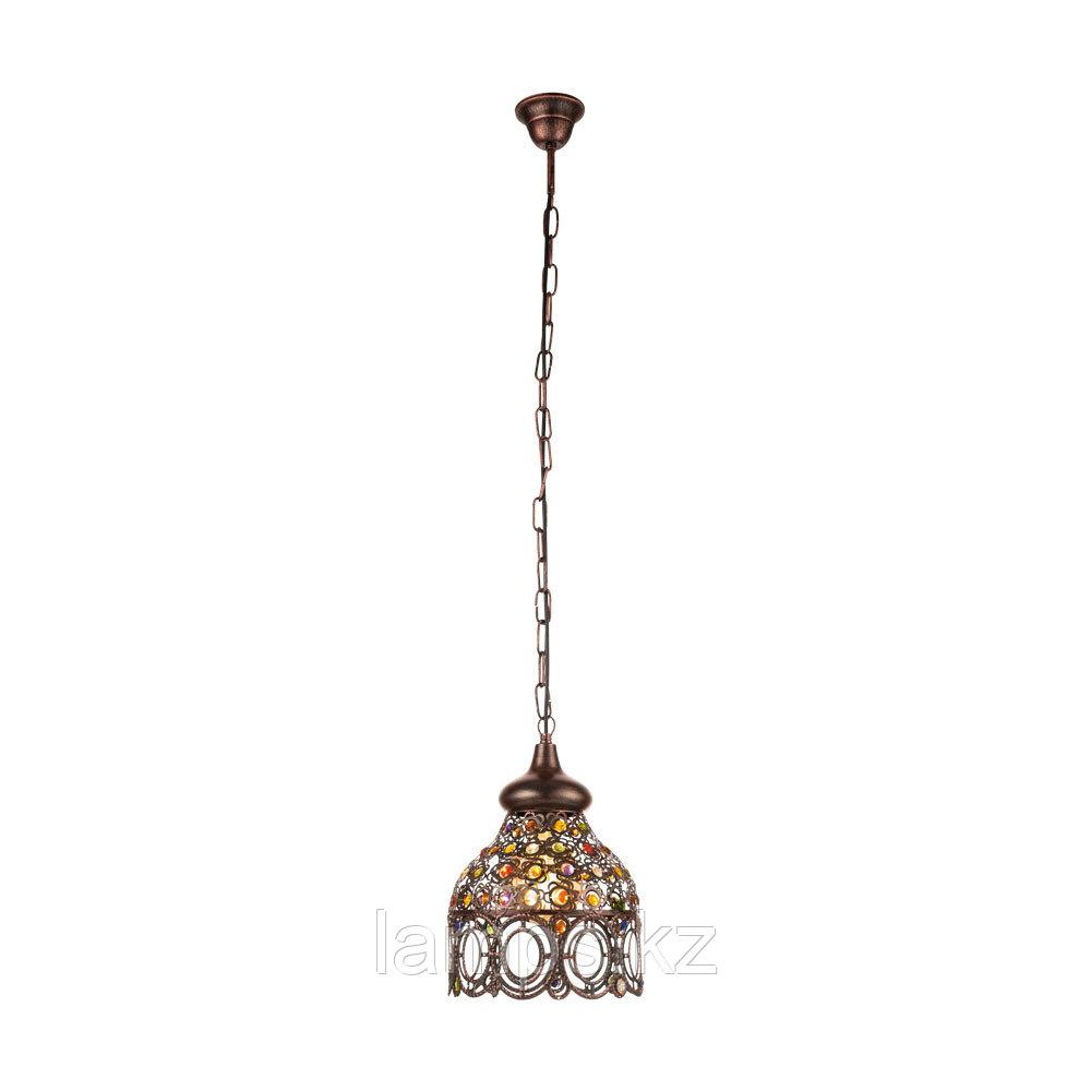 Светильник подвесной JADIDA E27 1*60W