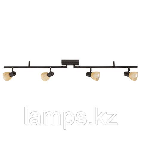 Светильник настенно-потолочный / E14 4x40W / 'DAKAR' , фото 2