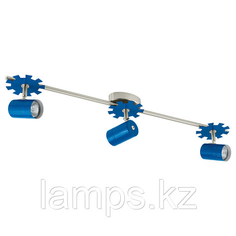 Светильник потолочный/GU10, 3x50W/ LEONIE , фото 2