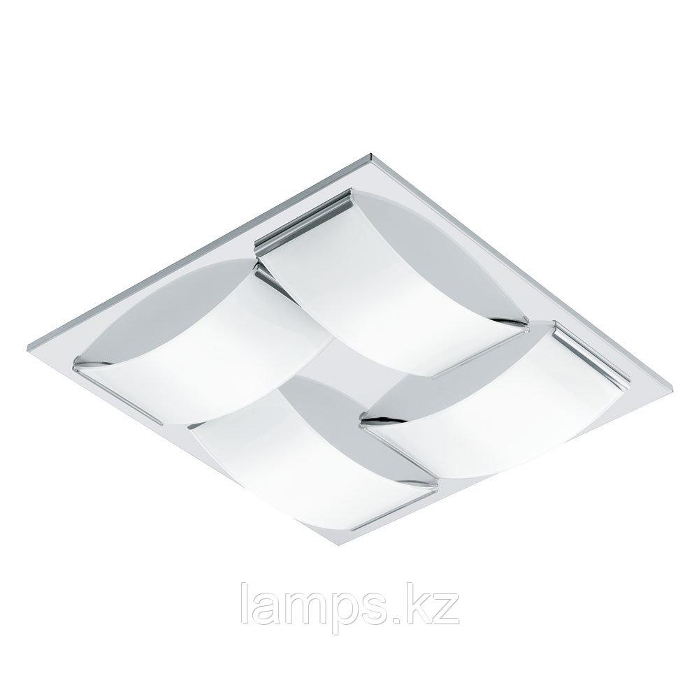Настенно-потолочный светильник WASAO 4*5.4W led
