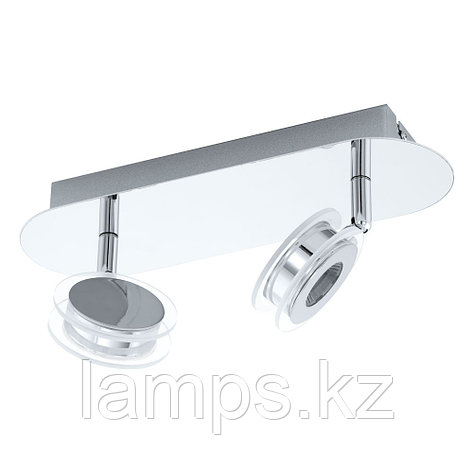 Светильник настенно-потолочный SAROLO  LED 2*3.3W , фото 2