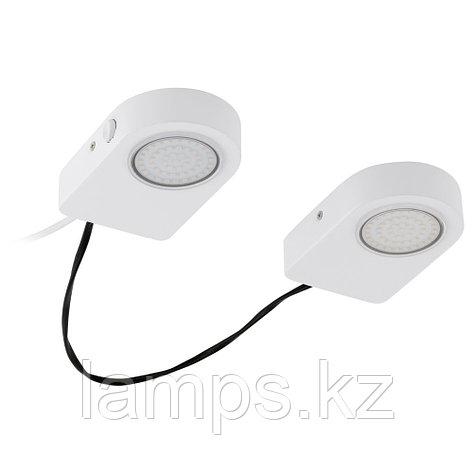 Светильник встраиваемый LAVAIO LED-MODUL 2*3.7W, фото 2