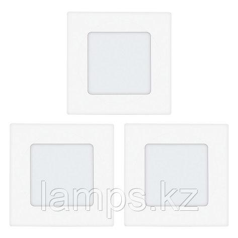 Светильник встраиваемый FUEVA 1/LED 3x 2,7W , фото 2