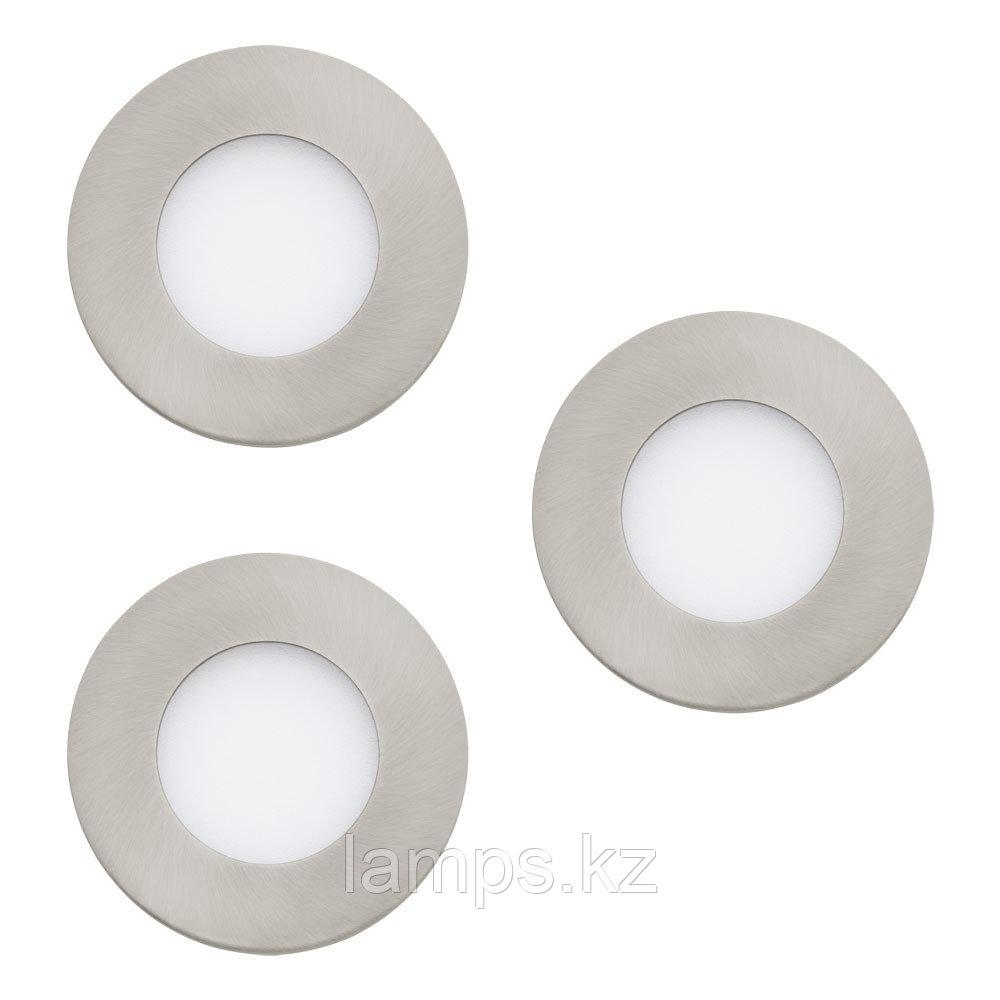 Светильник встраиваемый  FUEVA 1  LED/3*2.7W