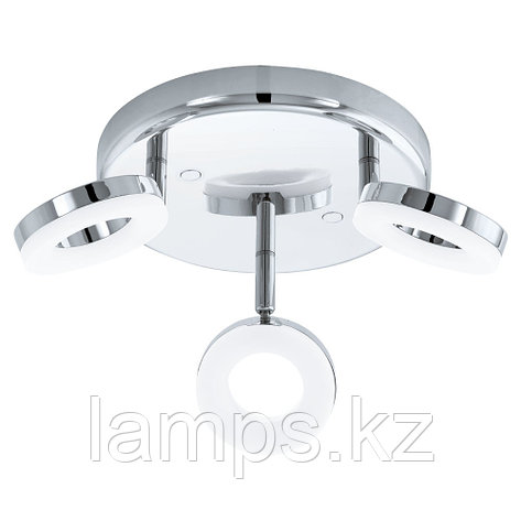 Светильник точечный GONARO   LED 3x 3,8W, фото 2