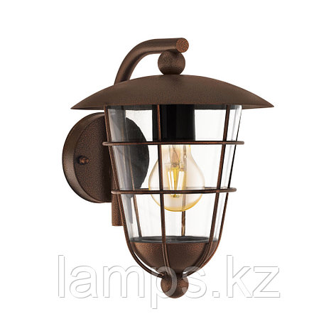 Светильник уличный настенный PULFERO 1 E27 1*60W, фото 2
