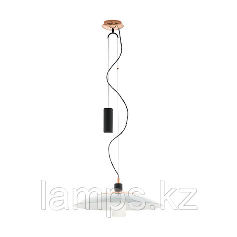 Светильник подвесной CABRAL  E27 1*60W , фото 2