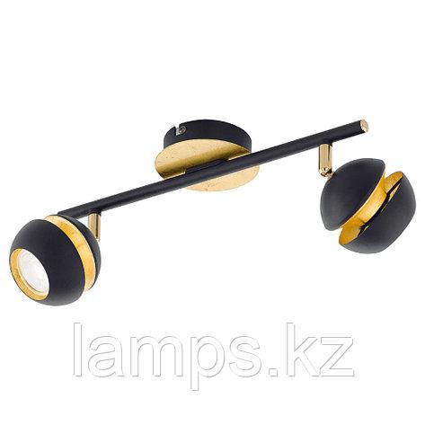 Светильник направленного света потолочный NOCITO  GU10-LED  2*4W , фото 2