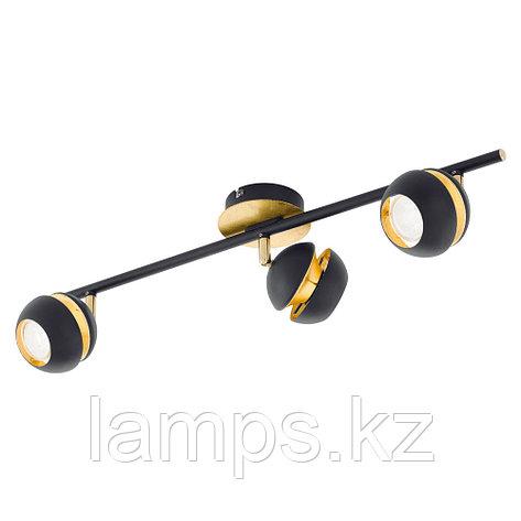 Светильник направленного света настенный  NOCITO  GU10-LED  3*4W, фото 2