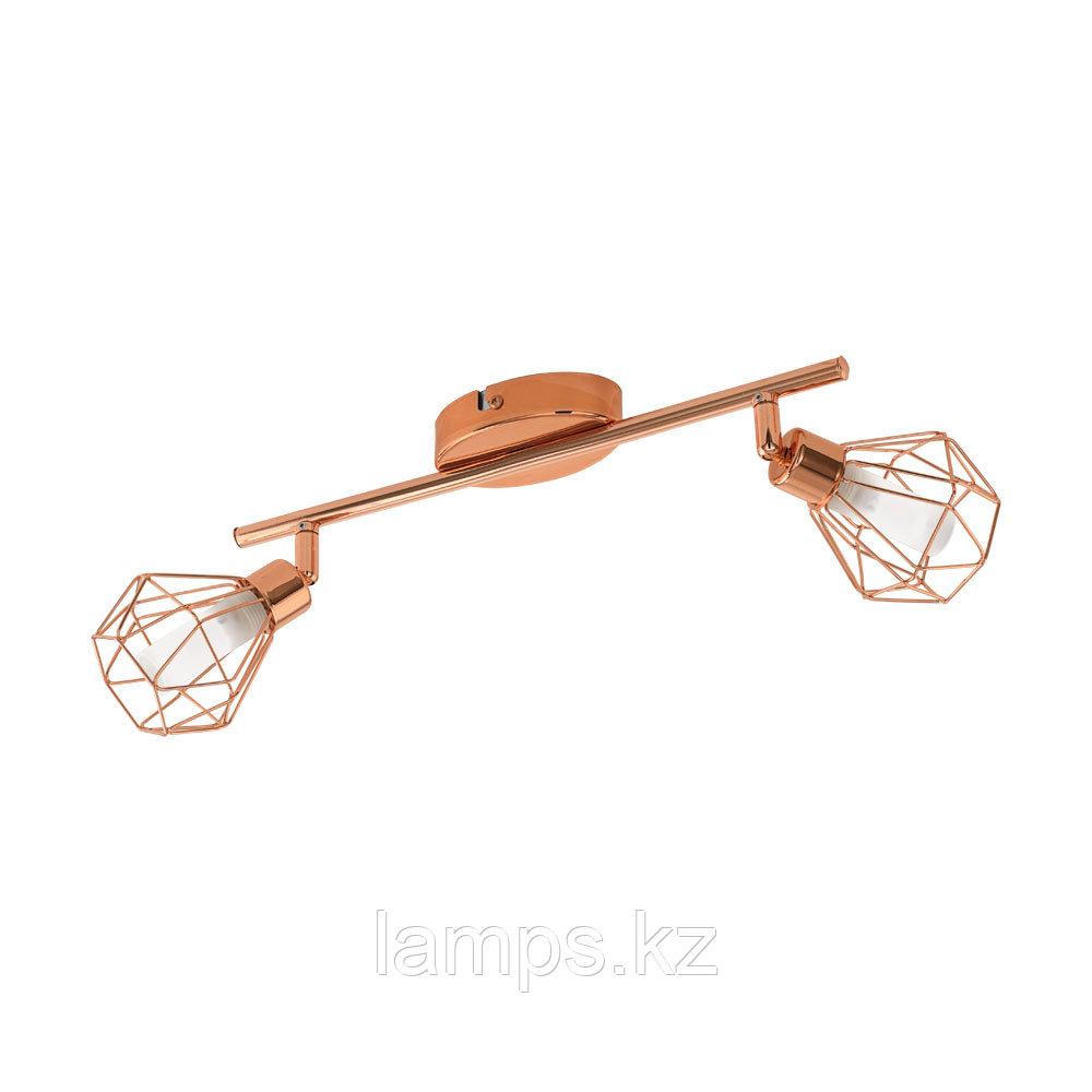 Светильник настенно-потолочный ZAPATA  G9-LED  2*2.5W
