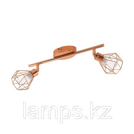 Светильник настенно-потолочный ZAPATA  G9-LED  2*2.5W , фото 2